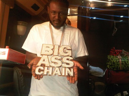 T-pain's 10lb 410K Big Ass Chain