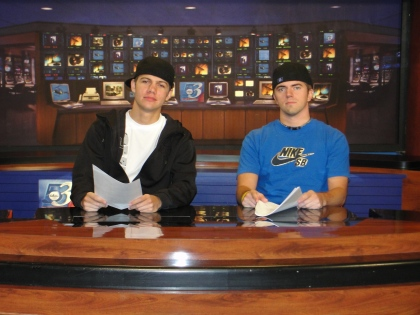 Co-Anchors DKA and Bendey