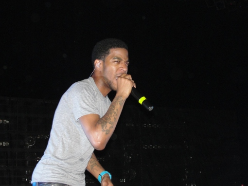 Cudi @ Royal Oak, MI