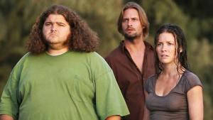 Oh, whaddup Hurley, Sawyer, n Kate.